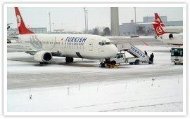 SnowRaider Kullanım Alanları - Havaalanları